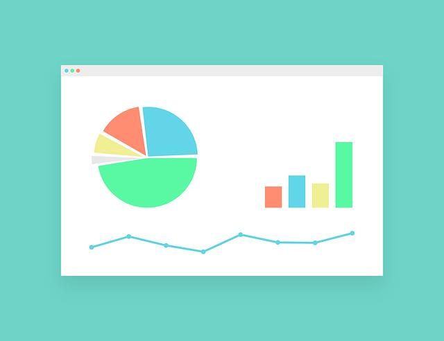 Programmfenster mit Statistiken zur Suchmaschienoptimierung